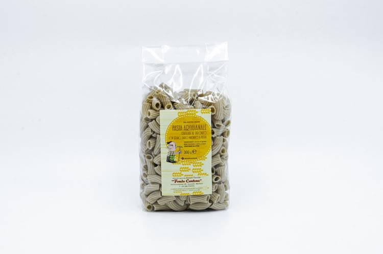 Pasta di Grano Duro Integrale - Fondo Cantone