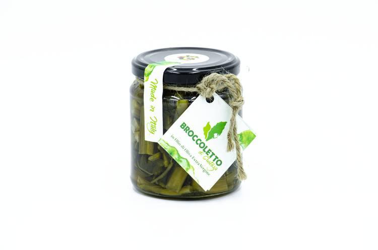 Broccoletti Sott'Olio - Broccoletto di Custoza