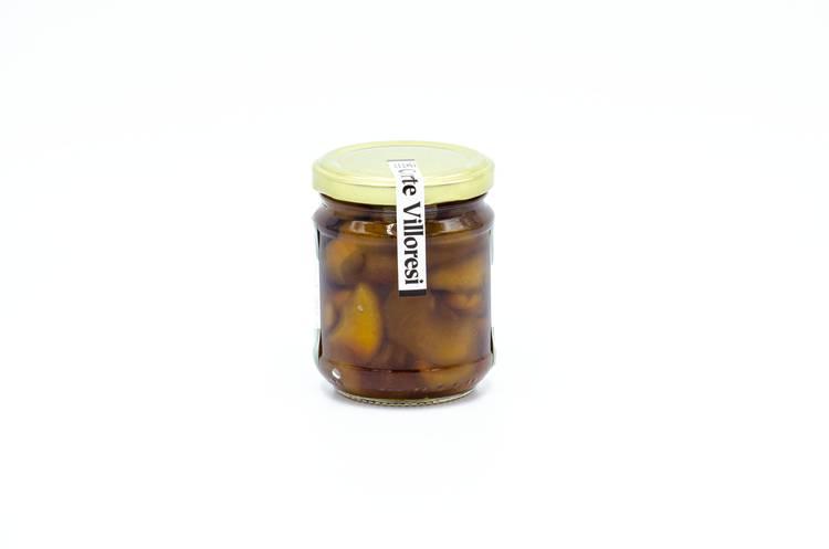 Mostarda di Mele Campanine - Az. Agr. Corte Villoresi