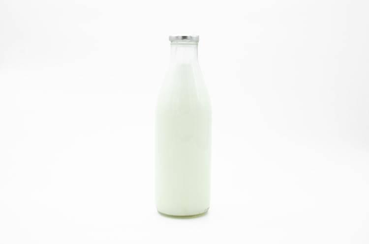 Latte fresco pastorizzato di capra - Az. Agr  L'Alba Allevamento caprino