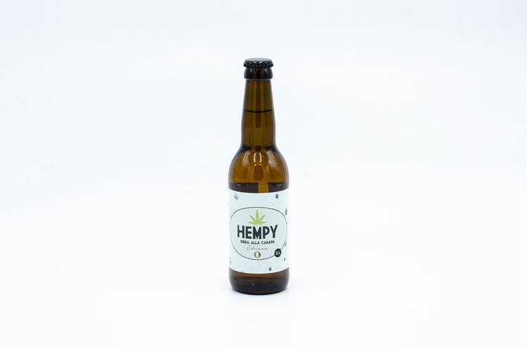 Birra Hempy Chiara - Le Vie della Canapa
