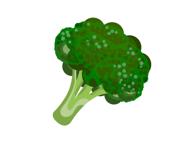 Broccolo Verde - Az. Agr. Milani