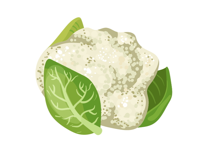 Cavolfiore Bianco - Az. Agr. La Maldura