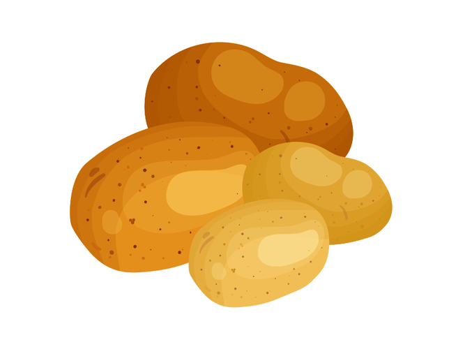 Patate  Gialle - Az. Agr. Milani