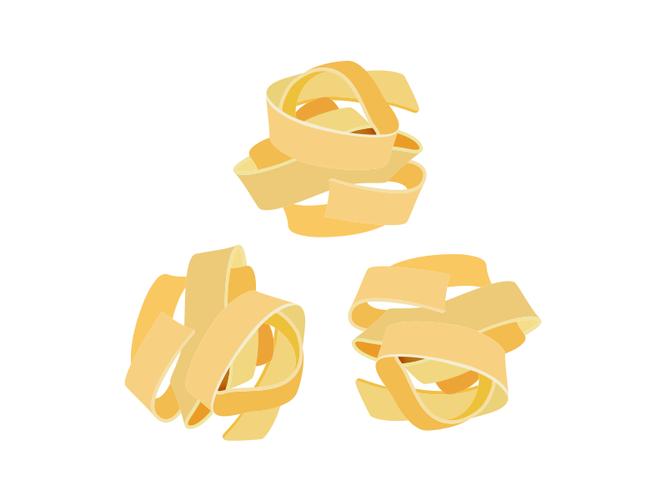 Pasta di Grano Duro - Fondo Cantone
